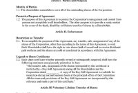 Download Buysell Agreement Style  Template For Free At Templates throughout Corporate Buy Sell Agreement Template