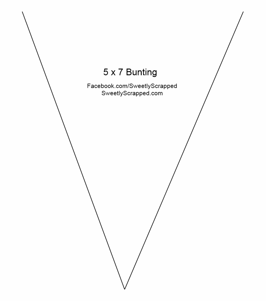 Download File   X  Triangle Banner Template Free Png Images Within Free Triangle Banner Template
