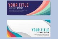 Download Free Modern Business Banner Templates At Rawpixel regarding Free Website Banner Templates Download