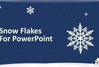 Download Free Snowflakes For Powerpoint  Download Free Powerpoint in Snow Powerpoint Template
