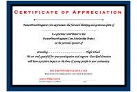 Downloadtemplatesdonationcertificatetemplate intended for Donation Certificate Template