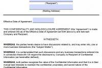 Dreaded Mutual Non Disclosure Agreement Template Ideas Australia Uk regarding Mutual Non Disclosure Agreement Template