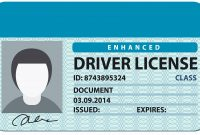 Drivers License Template Software Inspirational Arizona Driver with regard to Blank Drivers License Template