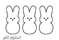 Easter Bunny Face Printable ; Bunnyclipartprintable  Easter within Easter Chick Card Template