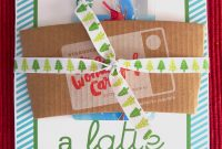 Easy Diy Gift Card Holder Thanks A Latte  Pocketful Of Motherhood pertaining to Thanks A Latte Card Template