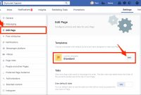 Easy Steps To Setting Up A Killer Facebook Business Page pertaining to Facebook Templates For Business
