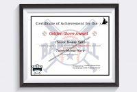 Editable Baseball And Softball Certificates  Certificates  Etsy with regard to Softball Certificate Templates Free