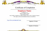 Editable  Images Of Fork Lift Certificate Template Matyko Forklift intended for Forklift Certification Template