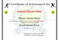Editable Tennis Certificates  Different Templates Digital  Etsy within Tennis Gift Certificate Template