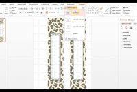 Editing Spines Labels For Binders  Youtube regarding Folder Spine Labels Template