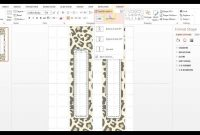 Editing Spines Labels For Binders  Youtube throughout File Side Label Template
