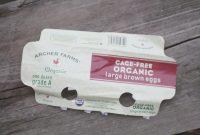 Egg Carton Sticker Template ✓ Kamos Sticker – Egg Carton Label pertaining to Egg Carton Labels Template