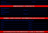Emergency Contact Card Template New In Case Emergency Card Template for In Case Of Emergency Card Template