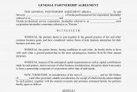 Employee Key Holder Agreement Template Luxury  Awesome Partnership in Employee Key Holder Agreement Template