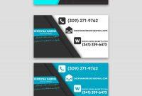 Entry Mohamedmahmoudh For Design A Business Card Template For Freelance Business Card Template