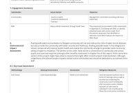 Environmental Impact Statement Example Free And Customisable regarding Environmental Impact Report Template