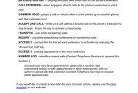 Ericsson Phone Guide  Manualzz regarding Panasonic Phone Label Template
