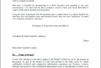 Example Of A Contract Between Two Parties  Cover Letter inside Legal Contract Between Two Parties Template