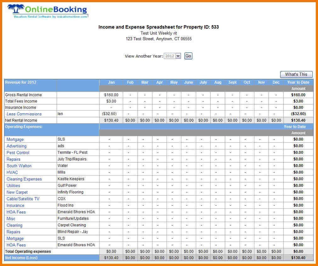 Excel Income Statement Template Ideas Budget For Small Business In Business Accounts Excel Template