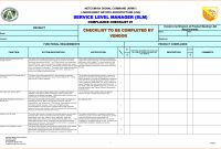 Excel Report Template  Bookletemplate intended for Incident Report Register Template