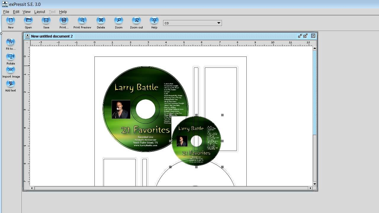 Expressit Se  Label Software Tutorial  Youtube Pertaining To Pressit Label Template