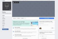 Facebook Business Page Template  Things About Facebook  Marianowo intended for Facebook Templates For Business