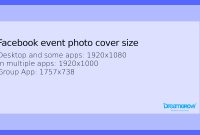 Facebook Cheat Sheet All Sizes Dimensions And Templates with Facebook Banner Size Template