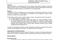 Fall Protection  Agrifood Discovery Place with regard to Fall Protection Certification Template