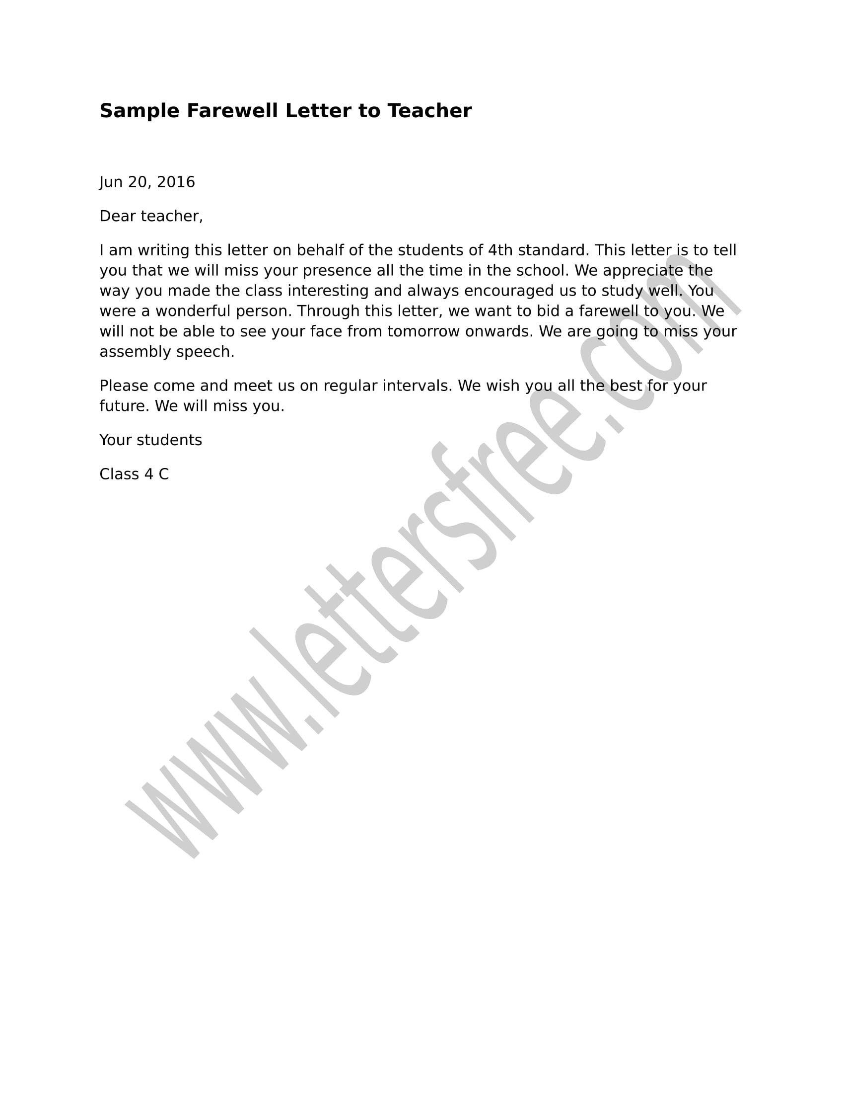 Farewell Letters To Clients Filename  Portsmou Thnowand Then Pertaining To Farewell Certificate Template