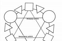 Fashion Blank Color Wheel Primary Secondary Math The Secrets To in Blank Color Wheel Template