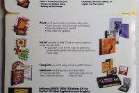 Fellowes Neato Standard Jewel Case Inserts  Matte Sets Cd Dvd regarding Neato By Fellowes Cd Label Template