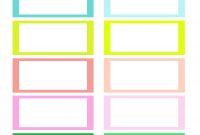 File Cabinet Label Template   Reinadela Selva throughout File Cabinet Label Template