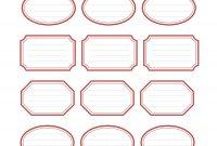 File Cabinet Label Template   Reinadela Selva within File Cabinet Label Template