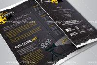 Film Festival Brochure Design –Elegantflyer for Film Festival Brochure Template