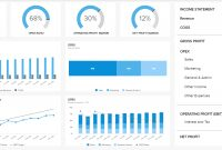 Financial Report Examples For Daily Weekly And Monthly Reports in Monthly Productivity Report Template