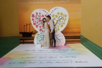 Find A Big Collection Of Wedding Invitation Pop Up Template regarding Pop Up Wedding Card Template Free