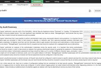 Firewall Security Audit  Firewall Configuration Analysis Tool with regard to Security Audit Report Template