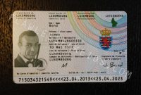 Flawless Fake Id  European Fake Id And Eu Fake Driving Licences with French Id Card Template