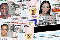 Florida Driver's Licenses And Id Cards Are Getting A New Look In August throughout Florida Id Card Template
