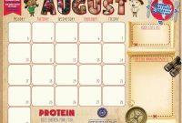 Fn Menu Calendar Templates in School Lunch Menu Template