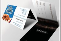 Folding Business Card Templates Indesign New Folded Cards Psd Ai within Fold Over Business Card Template