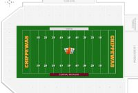 Football Field Template Printable  Free Download Best Football inside Blank Football Field Template