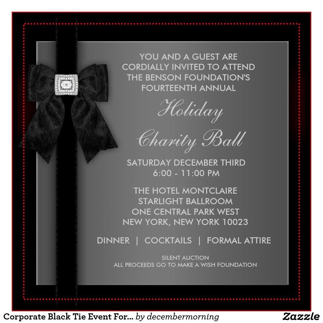 Formal Event Invitation Card Sample  Google Search  Invitations In In Event Invitation Card Template