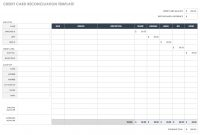 Free Account Reconciliation Templates  Smartsheet with regard to Business Bank Reconciliation Template