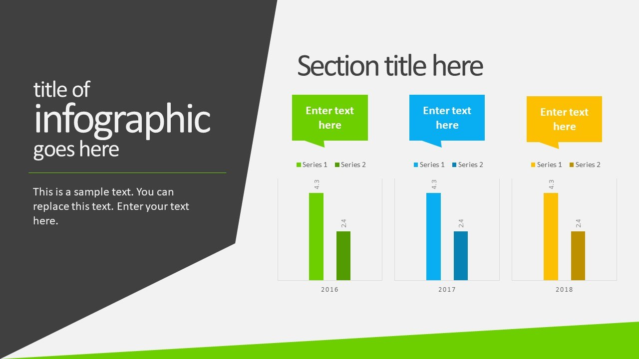 Free Animated Business Infographics Powerpoint Template  Slidemodel Inside Powerpoint Presentation Animation Templates
