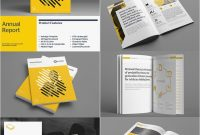 Free Annual Report Template Indesign Non Profit Exceptional intended for Free Annual Report Template Indesign