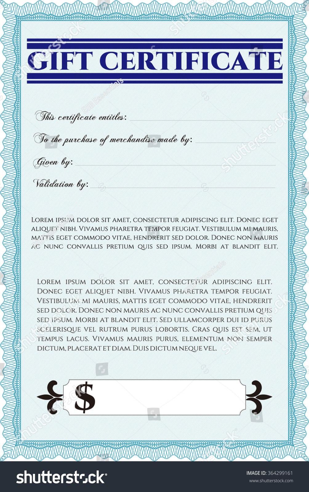 Free Beauty Gift Voucher Template  Sansurabionetassociats In Tennis Gift Certificate Template