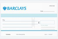Free Big Check Template Download Admirable Blank Check Clipart with regard to Large Blank Cheque Template
