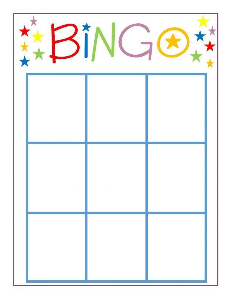 Free Bingo Card Template Stupendous Ideas Excel Creator With With Regard To Bingo Card Template Word