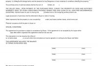 Free Blank Purchase Agreement Form Images  Agreement To Purchase regarding Offer To Purchase Business Agreement Template